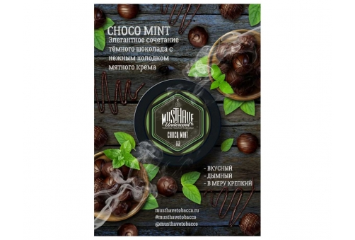 Must Have - Choco Mint 125g