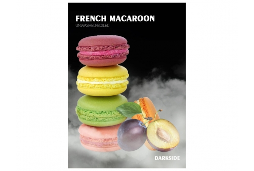 Darkside 100g French Macaroon (Core)